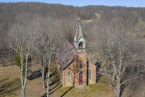 church drone mavicpro2 trees prayer houseofworship history historicplaces