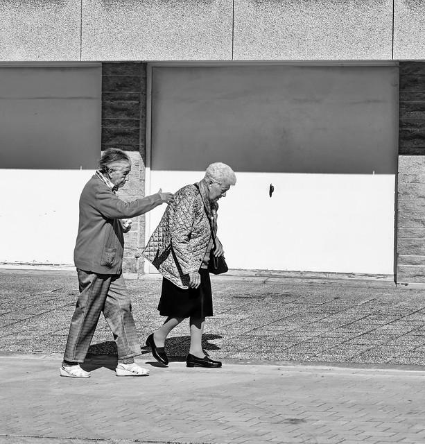 L'amour n'a pas d'âge - Love has no age