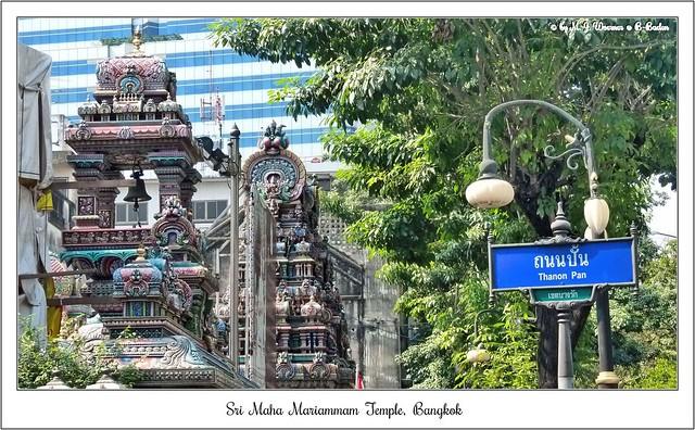 Sri Maha Mariammam Temple, Bangkok 01