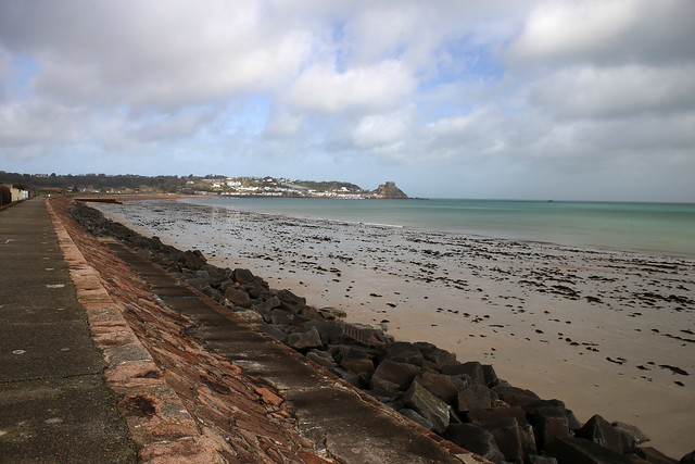 The Royal Bay of Grouville, Jersey