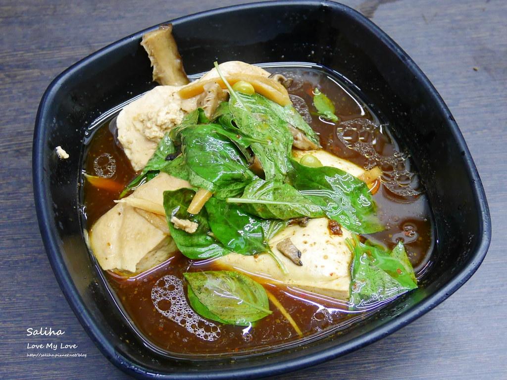 台北南機場夜市小吃美食餐廳推薦管麵素食臭豆腐 (4)