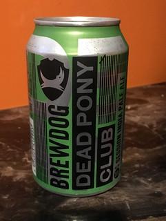 BrewDog, Dead Pony Club, Scotland