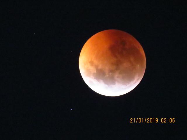 Eclipse Lunar Bs.as 21-1-2019