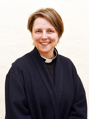 Revd Lucy Winkett | by The National Churches Trust