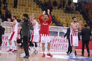 #ΟLYPAOK (13.04.19)   by Olympiacos BC