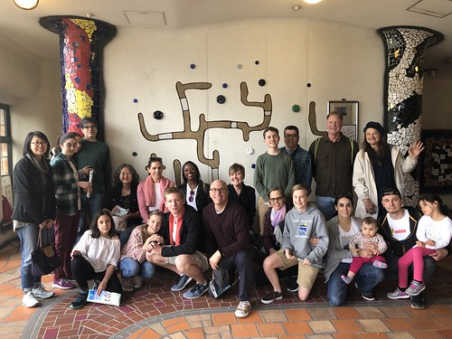 Group Photo in Lobby | by bill kralovec