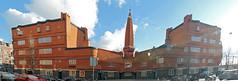 Museum het Schip, panoramic image