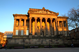 Harris Museum, Art Gallery & Library | by Tony Worrall