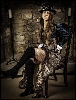 Nichaela Steampunk