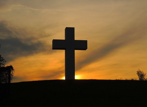 jumonville greatcrossofchrist cross methodist camp scenic scenery landscapes silhouette clouds sky religion religious hopwood fayette county pa pennsylvania laurelhighlands georgeneat neatroadtrips sunset nature christ