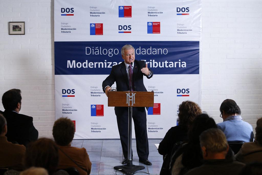 Diálogo Ciudadano en Estación Central
