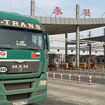 TIR transport Manzhouli – Zabaikalsk