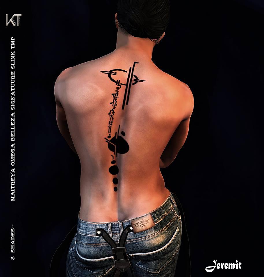 EXCLUSIVE -JEREMIT TATTOO