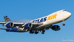 Atlas B747