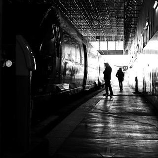 The last passenger | by pascalcolin1