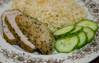 Greek Pork Loin | by owntwohands