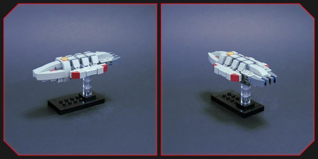 Sobek Class Battlestar
