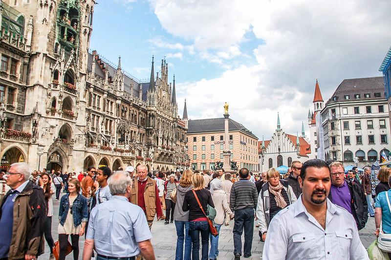 瑪利亞廣場(Marienplatz) 7