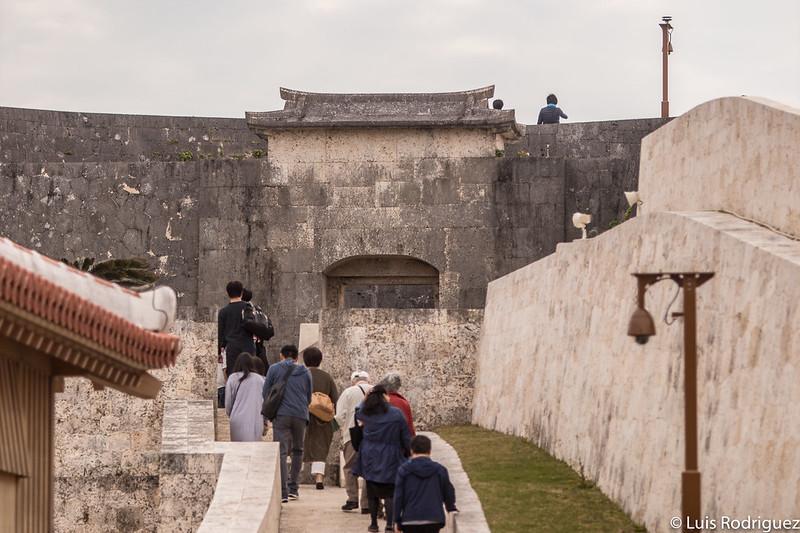 Detalles desde las murallas