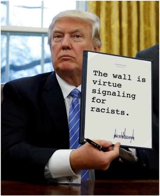 Trump_wallvirtuesignaling