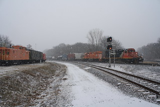 CN & EJE - Griffith, IN   by tcamp7837