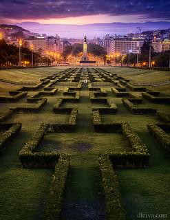 Parque Eduardo VII, Lisboa | by dleiva
