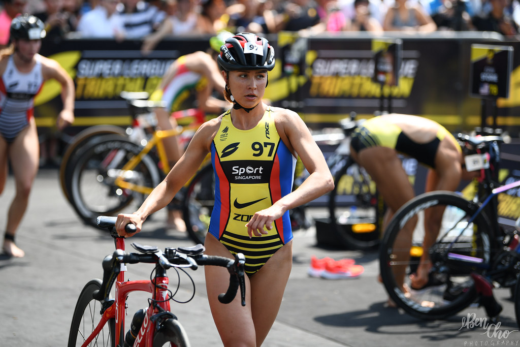 20190223 Super League Triathlon (SLT) Singapore 2019 Day 1 ...
