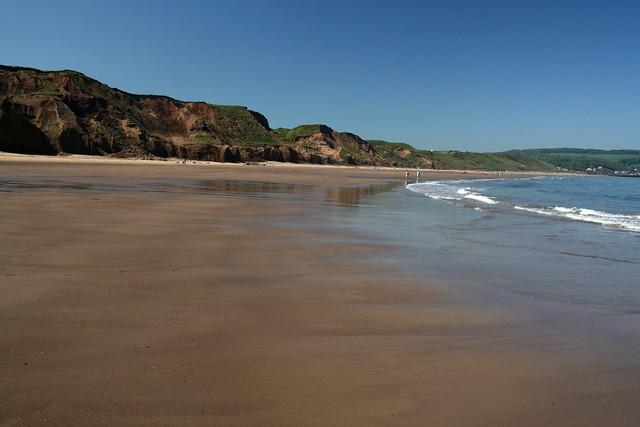 Upgang Beach near Whitby