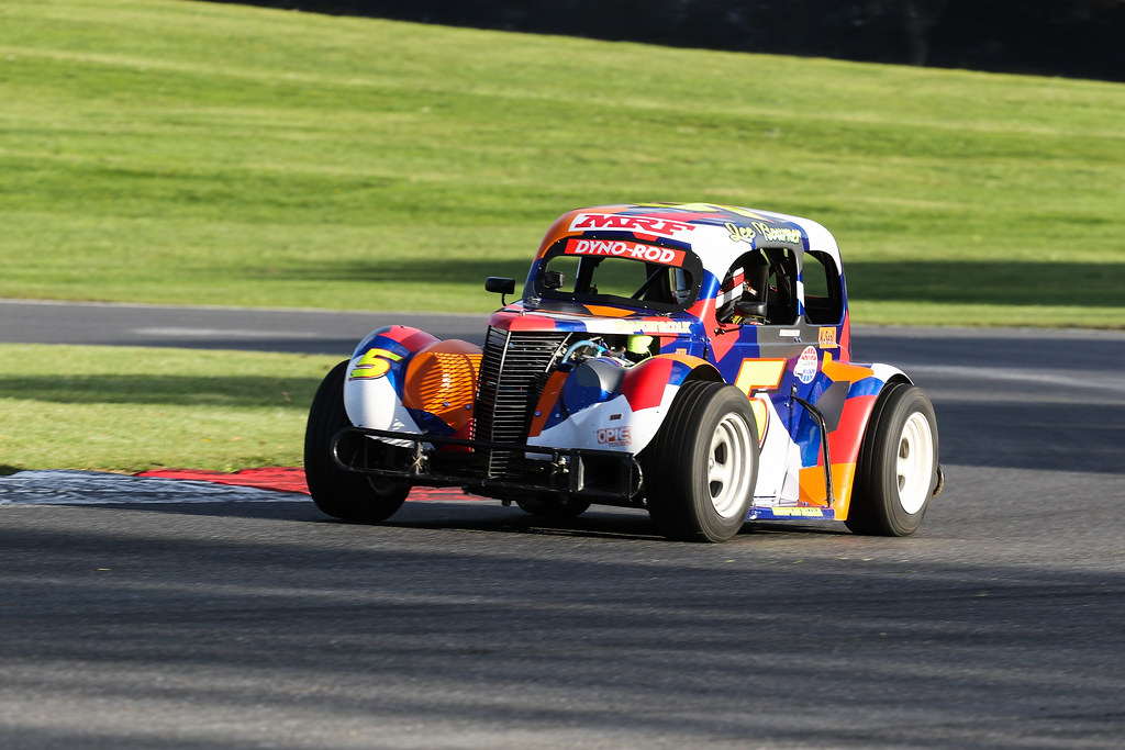 Legends Cars National Championship with MRF Tyres Legend 3