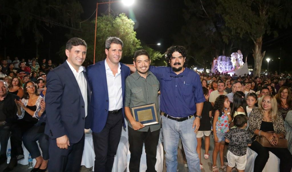 En San Martín inauguraron la Casa de la Historia y la Cultura (2)