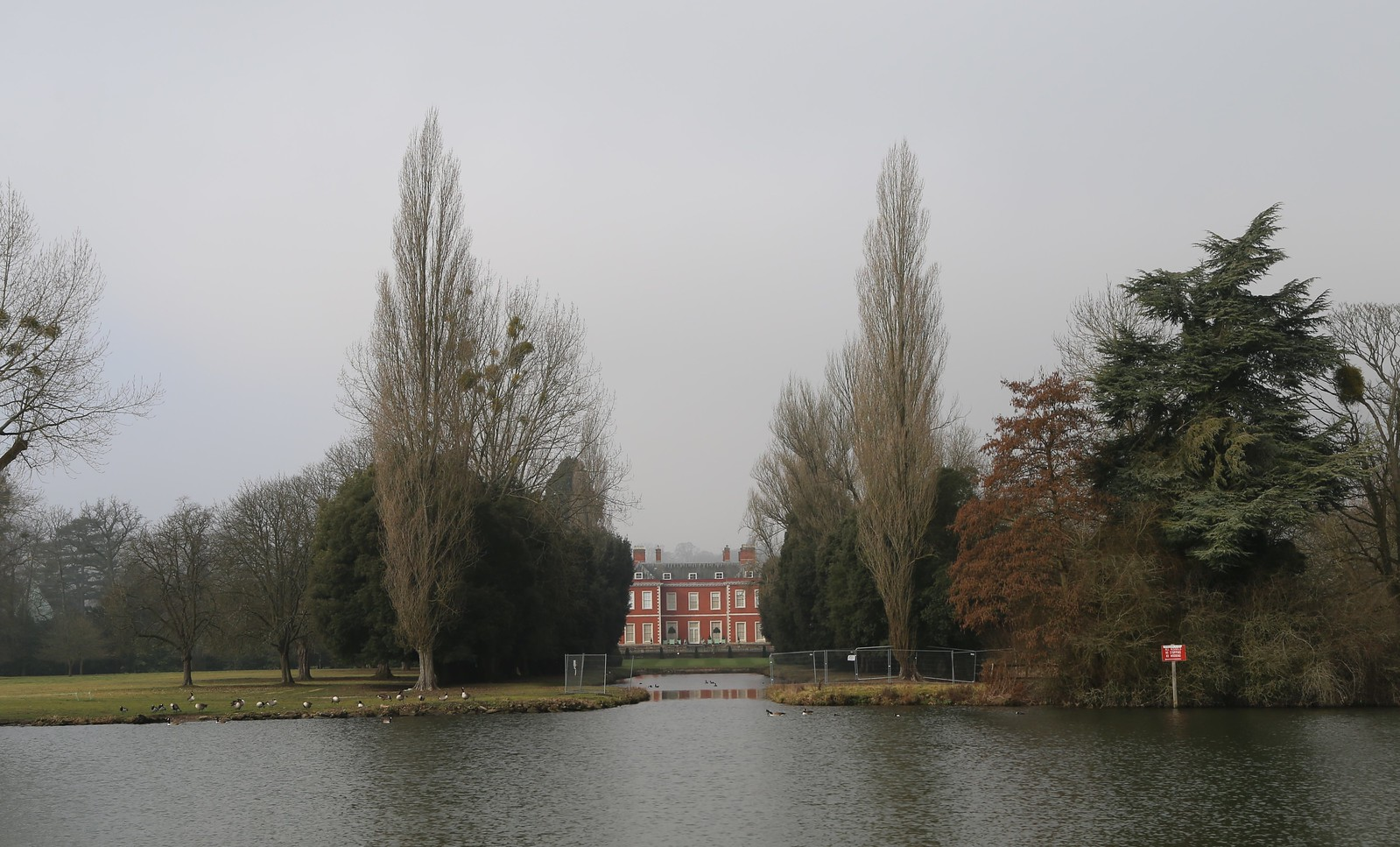 Fawley Court, Henley