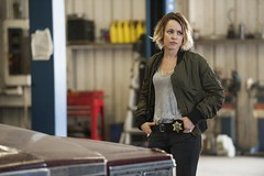 "Rachel McAdams in the TV serie ""True Detective"""