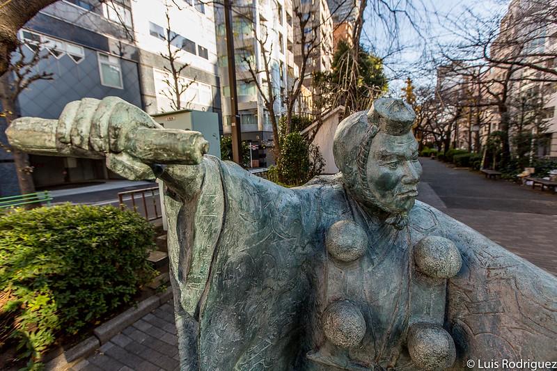 Estatua de Benkei