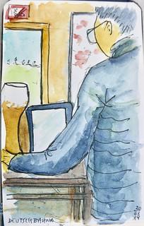 Deutsche Bahn Beer