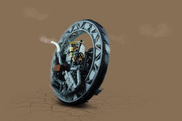Wasteland Monocycle