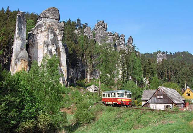 820.056 Adršpach 10. května 2009