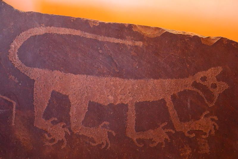 IMG_9658 Mountain Lion Petroglyph