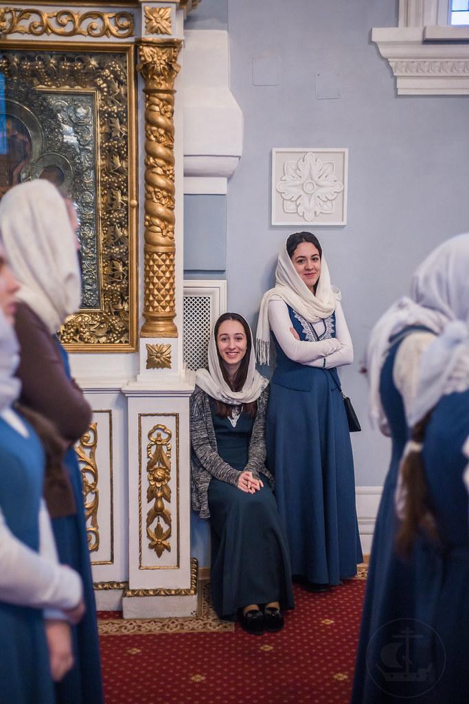 22-23 декабря 2018, Неделя 30-я по Пятидесятнице / 22-23 December 2018, 30th Sunday after Pentecost
