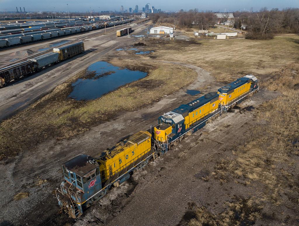 Alton & Southern Gateway Yard