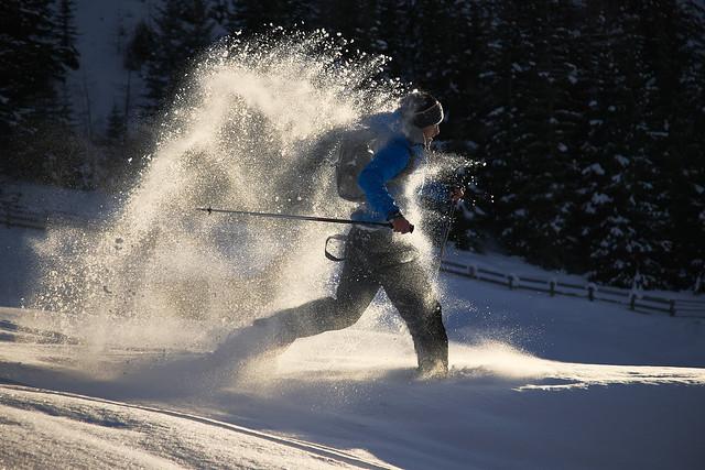 Schneeschuhwanderung - Pfunds, Tirol