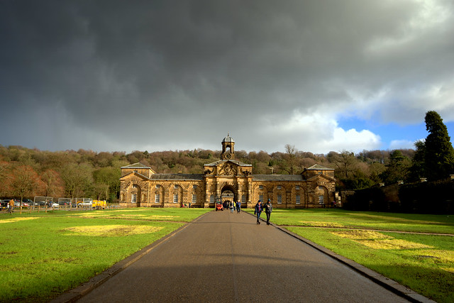 Coach House at Chatsworth House