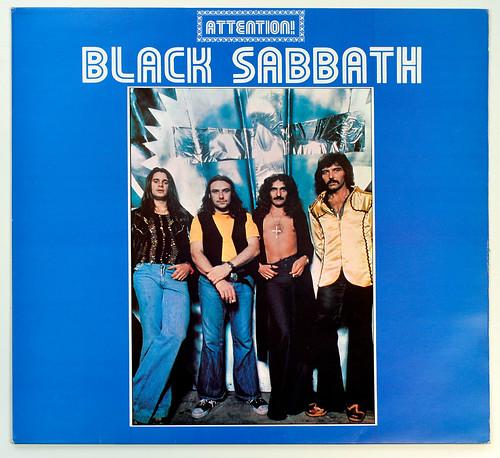 A0681 BLACK SABBATH Attention! Volume Two | by vinylmeister