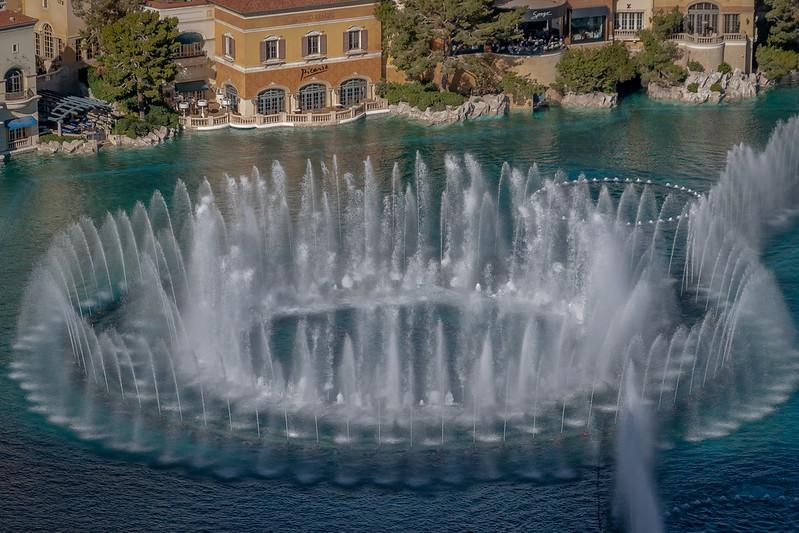 Bellagio Water Fountain (Las Vegas)