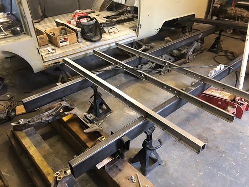 Chassis build | by Duke of Boots1966