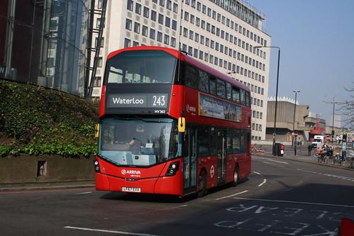 Arriva London HV362 LF67EVX