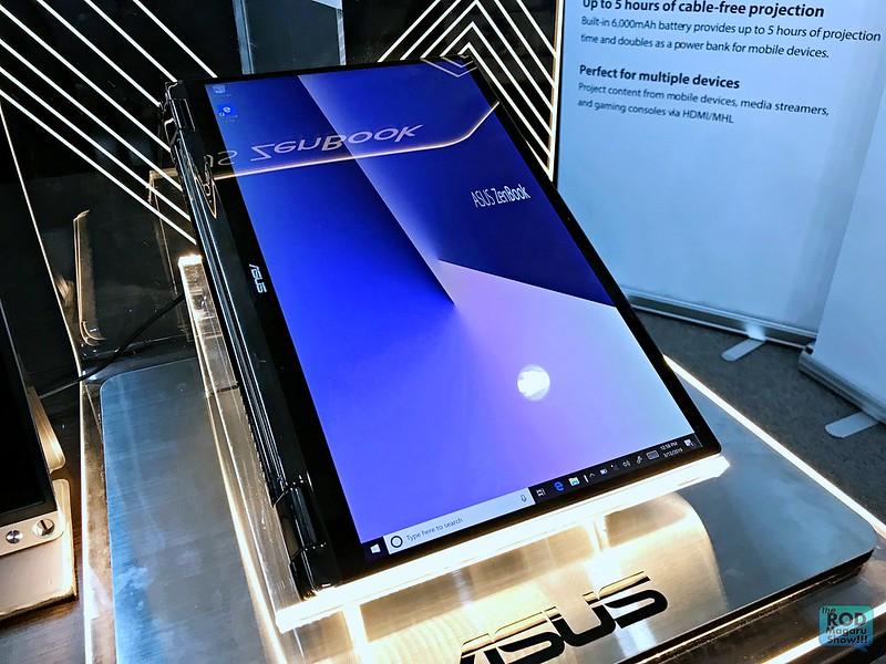 ASUS ZenBook Flip UX562 24 RODMAGARU