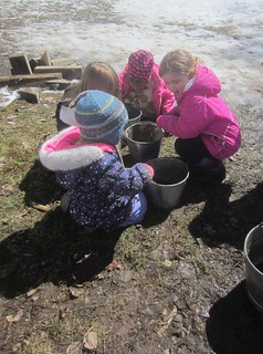 buckets of mud | by lyn.schmucker