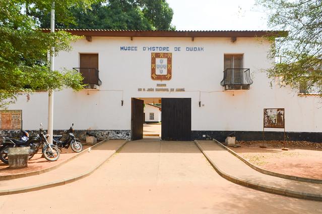Ouidah history museum