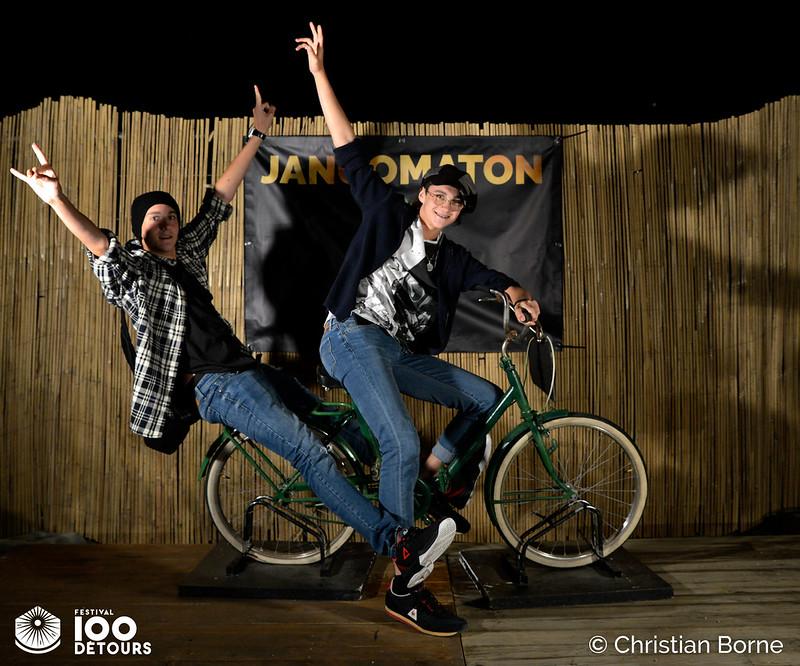 Jangomaton - Festival 100 Détours #6