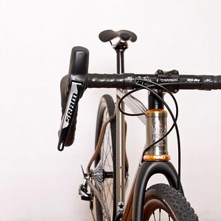 Steel Era Mudman.   by starfuckers / Above Bike Store